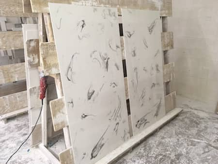Producing Cultured Marble & Cultured Granite