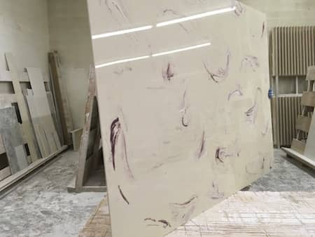 the cutlured marble process