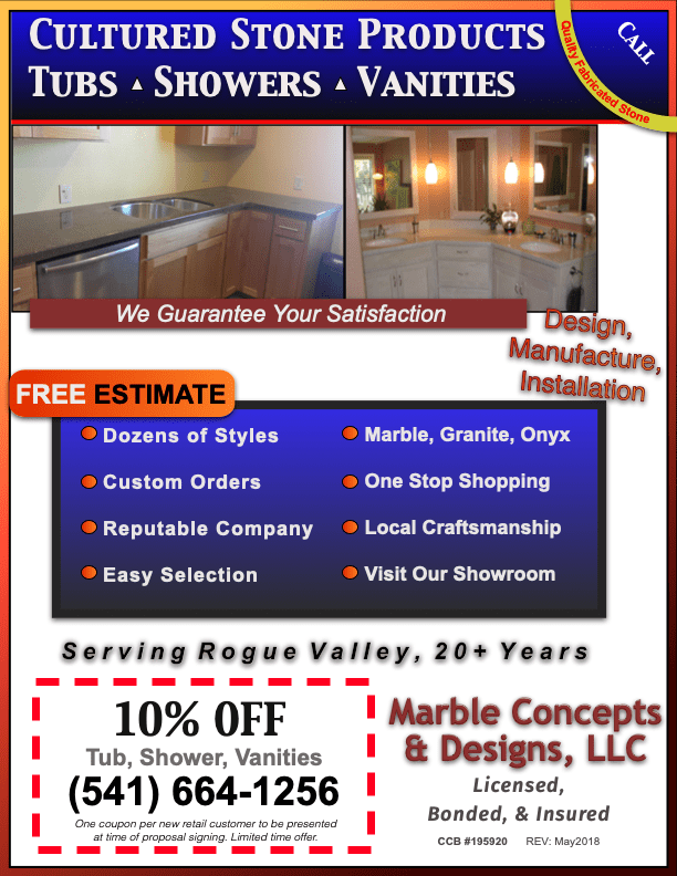 marble designs discount offer