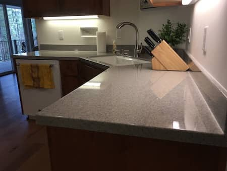 Completed Countertop Project