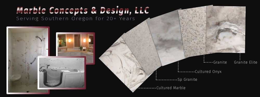 Cultured Granite Products In Medford Oregon
