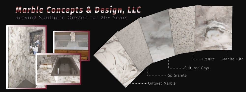 Home Improvement Products Using Cultured Marble Products In Medford Oregon